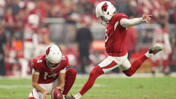 List of remaining undefeated NFL teams heading into Week 8, including the Arizona Cardinals.