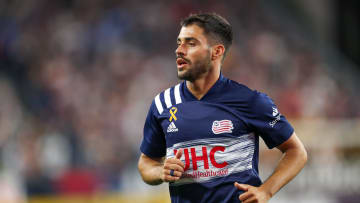 Carles Gil has been the driving force being a potentially record-breaking Revs team.