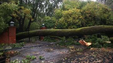 """Bomb Cyclone"" Brings Heavy Precipitation To Northwest United States"