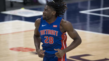 Fantasy basketball sleepers & busts at point guard for 2021-22 drafts, including Isaiah Stewart, Mason Plumlee, Andre Drummond and Montrezl Harrell.