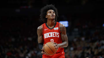 Fantasy basketball sleepers & busts at shooting guard for 2021-22 drafts, including Kevin Porter Jr, Malik Monk, Klay Thompson and Caris LeVert.