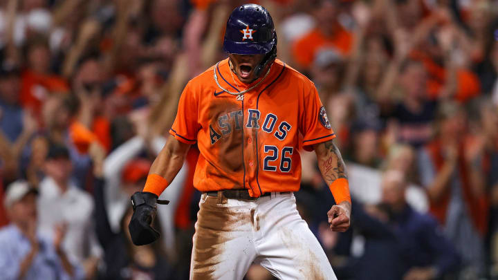 Houston Astros vs Atlanta Braves prediction, odds, probable pitchers, betting lines & spread for MLB World Series Game 3.