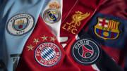 Los grandes clubes de Europa