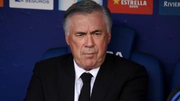 Carlo Ancelotti recuepra efectivos para la Champions