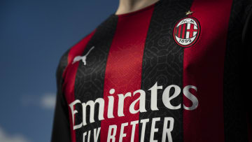 La maglia del Milan