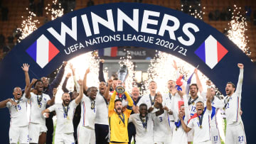 France are UEFA Nations League champions