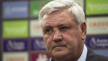Steve Bruce wants to stay on as manager