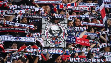 Avant le Classique, les supporters parisiens annoncent la couleur