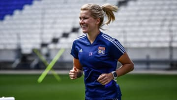 Ada Hegerberg is extremely passionate about the ongoing development of women's football