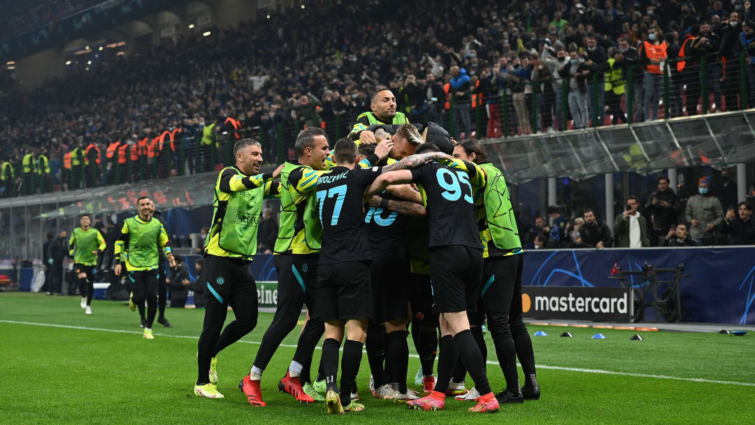 It was a crucial victory for Inter