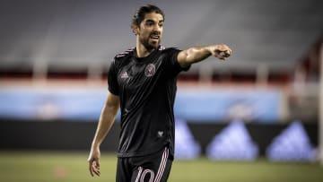 El dueño del Inter de Miami, David Beckham, ya le habría notificado a Rodolfo Pizarro que no entraría en planes para la siguiente campaña.