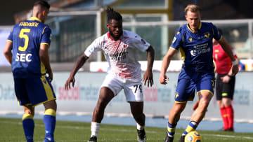 Milan está de olho na liderança momentânea da Serie A
