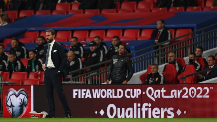 England were held to a 1-1 draw