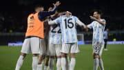 Argentina apresenta um futebol vistoso com Scaloni.