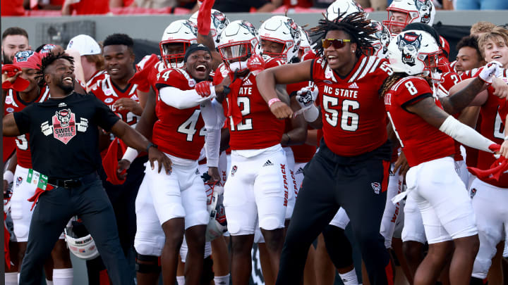 NC State vs Boston College prediction, odds, spread, date & start time for college football Week 7 game.