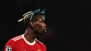 Pogba se declara ao United
