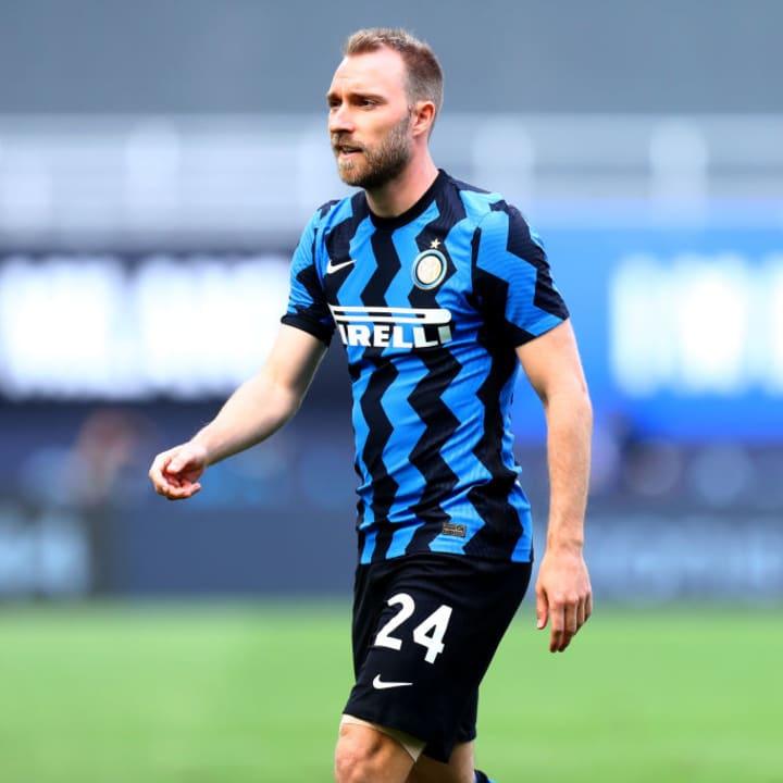 Christian Eriksen darf bei Inter Mailand nicht weiterspielen