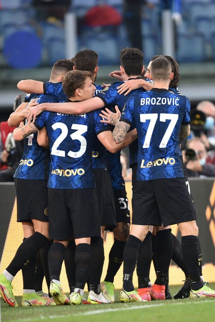SS Lazio v FC Inter Milan - Serie A