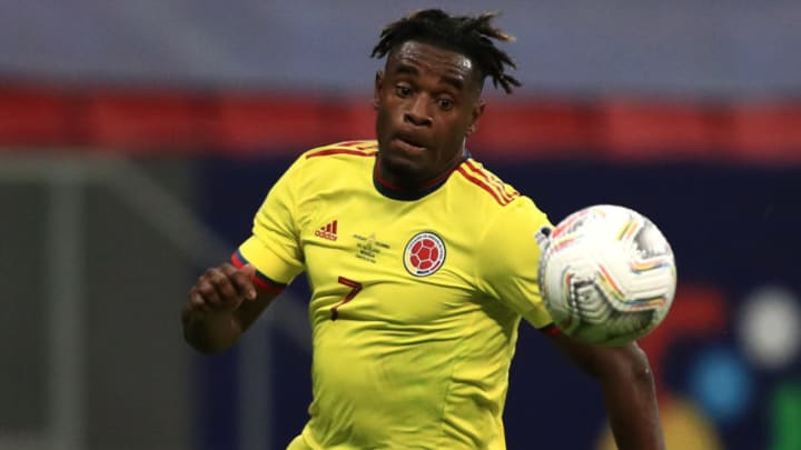 Duván Zapata must show his best performance if he seeks to occupy an important role in Colombia