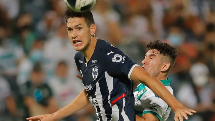 César Montes - Soccer Player, Jesus Ocejo