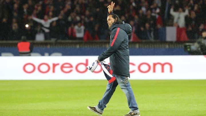 Ronaldinho sera présent au Parc des Princes pour la rencontre entre le PSG et Leipzig.