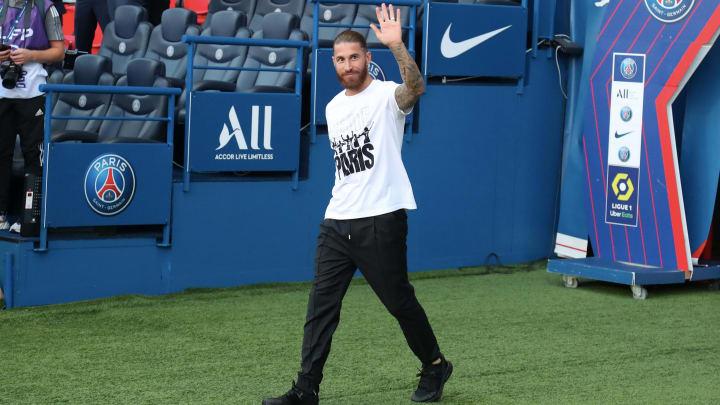 Sergio Ramos va bientôt faire ses débuts avec le PSG.