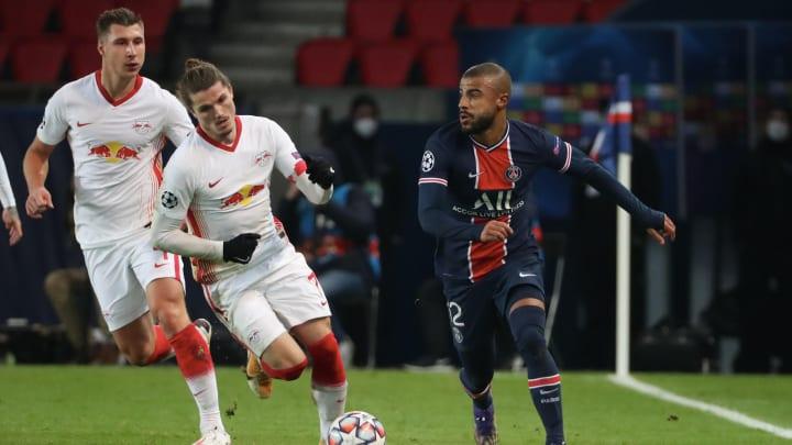 El PSG se enfrenta al RB Leipzig