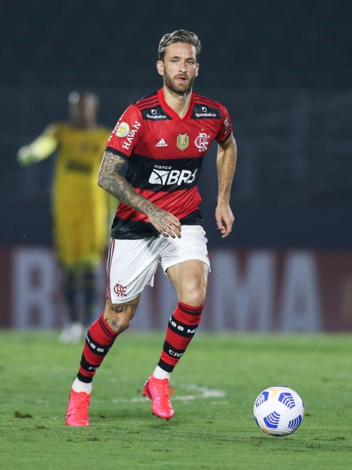Léo Pereira, zagueiro do Flamengo
