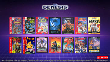 The Nintendo Switch Online + Expansion Pack is set to include 14 SEGA Genesis games among its offerings at launch.
