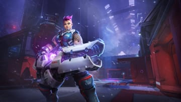 """A Blizzard hero designer said the dev team is """"keeping an eye"""" on Zarya's new shared bubble cooldown setup leading up to the launch of Overwatch 2."""
