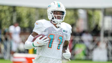 The Miami Dolphins have received more bad news with the latest injury update on WR DeVante Parker.