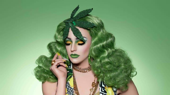 Laganja Estranja reveals her relationship with cannabis, creativity, and pushing boundaries.