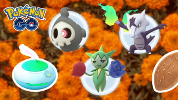 Here's a breakdown of the planned November 2021 events for Pokémon GO.