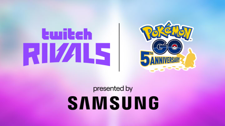 Twitch Rivals will be partnering with Pokemon GO this week for a two-part competition.
