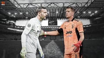 Handanovic vs Szczesny