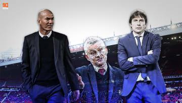 Zidane o Conte per il Manchester United?
