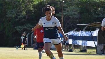 Camila Uzqueda, la primera futbolista que ficha a Europa directamente desde Argentina