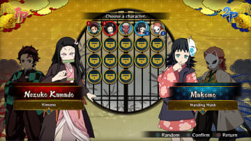 Here is a tier list of the playable characters available at launch in Demon Slayer: Kimetsu no Yaiba – The Hinokami Chronicles.