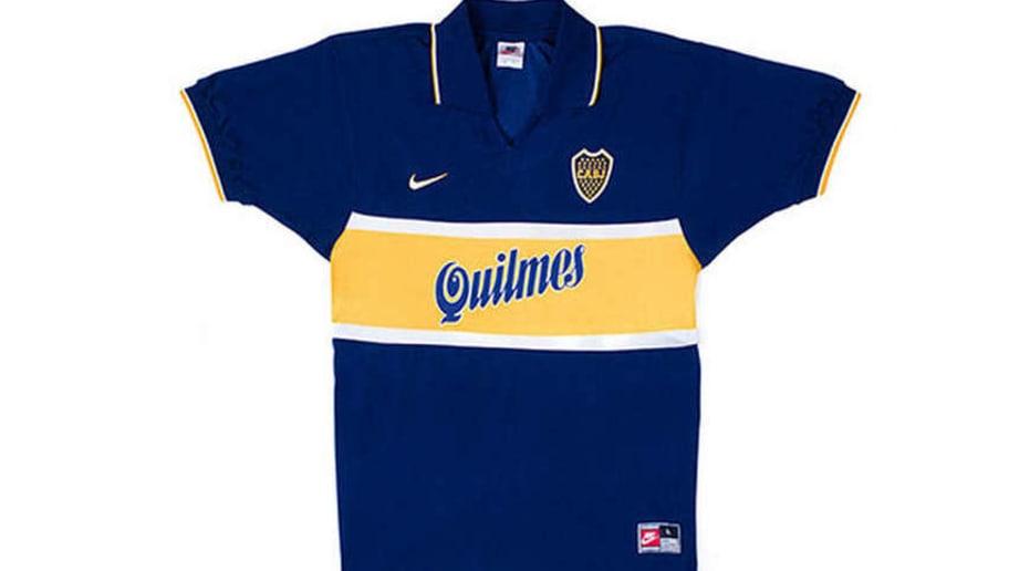 Boca 20 Camisetas En Últimos Usó Los Las Que Años90min OXPN8w0nkZ