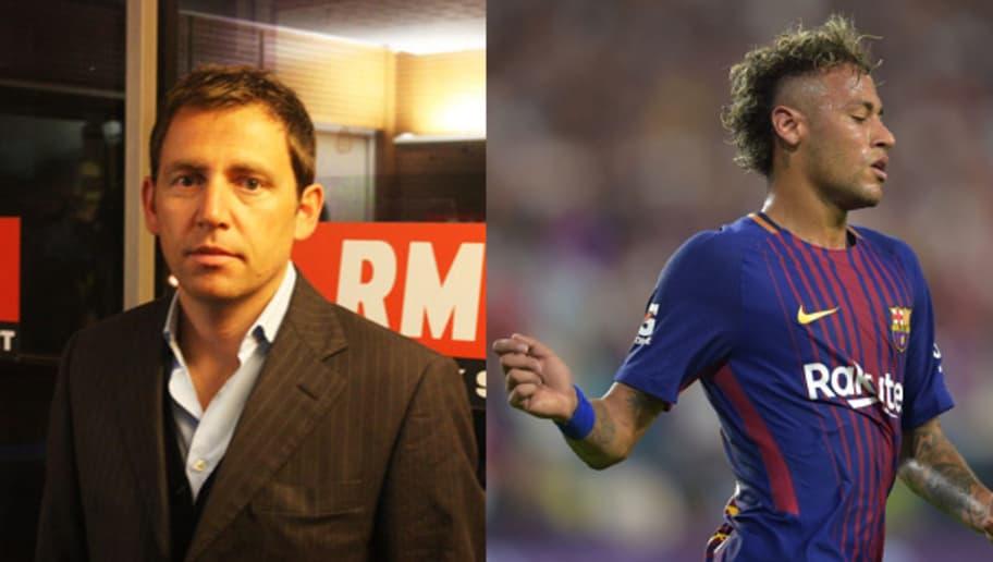 90min Retourne Veste Neymar Sa Quand Daniel Sur Riolo 8aBw10Cq