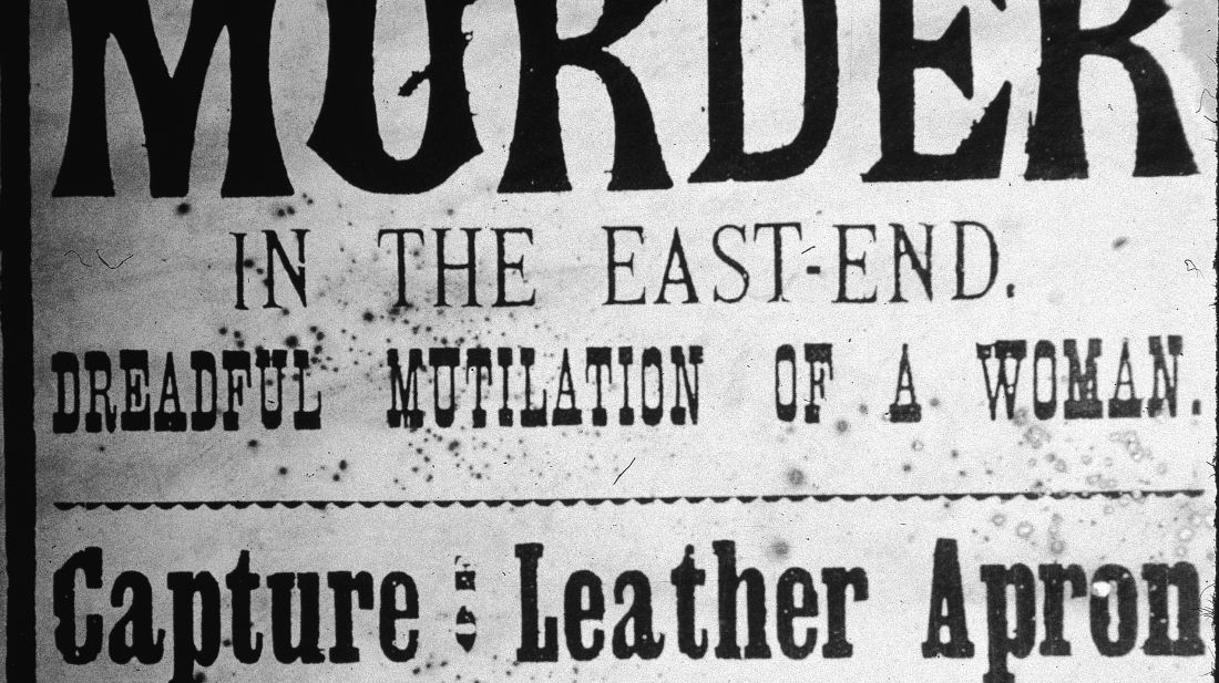 Jack the Ripper's Identity May Finally Be Uncovered With DNA Research