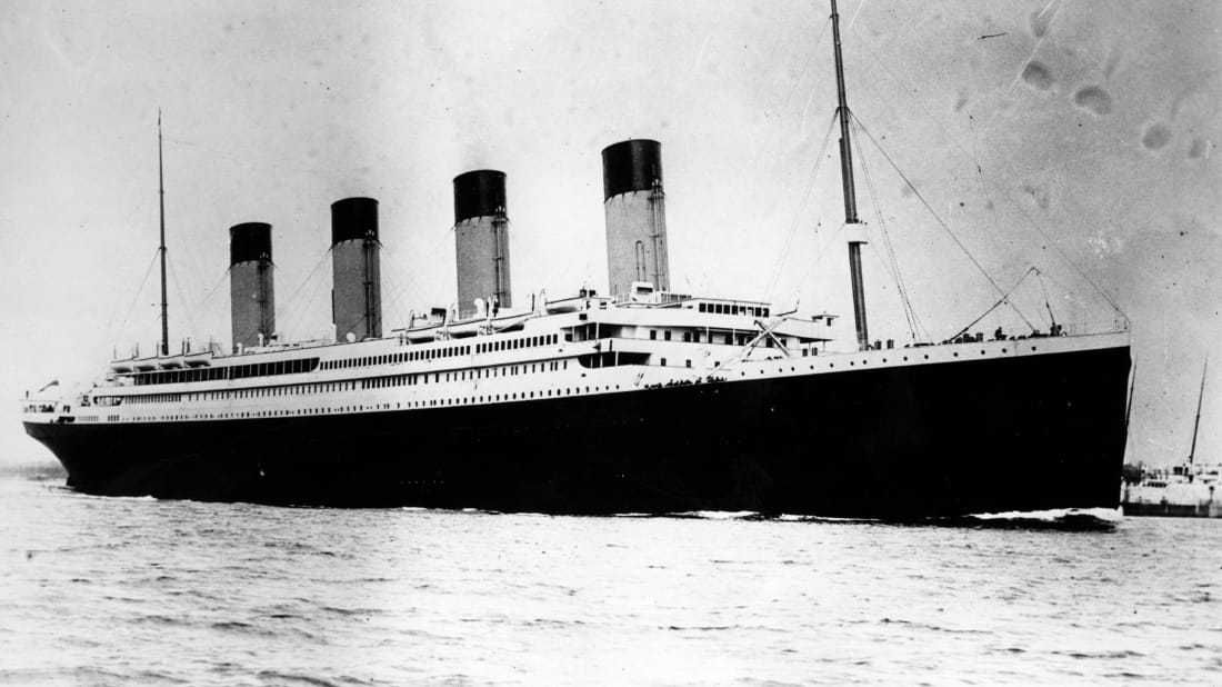 Image result for the titanic