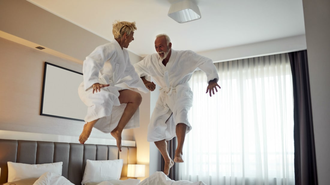 Golden Years: Could Living Out Your Life in a Holiday Inn Be Cheaper