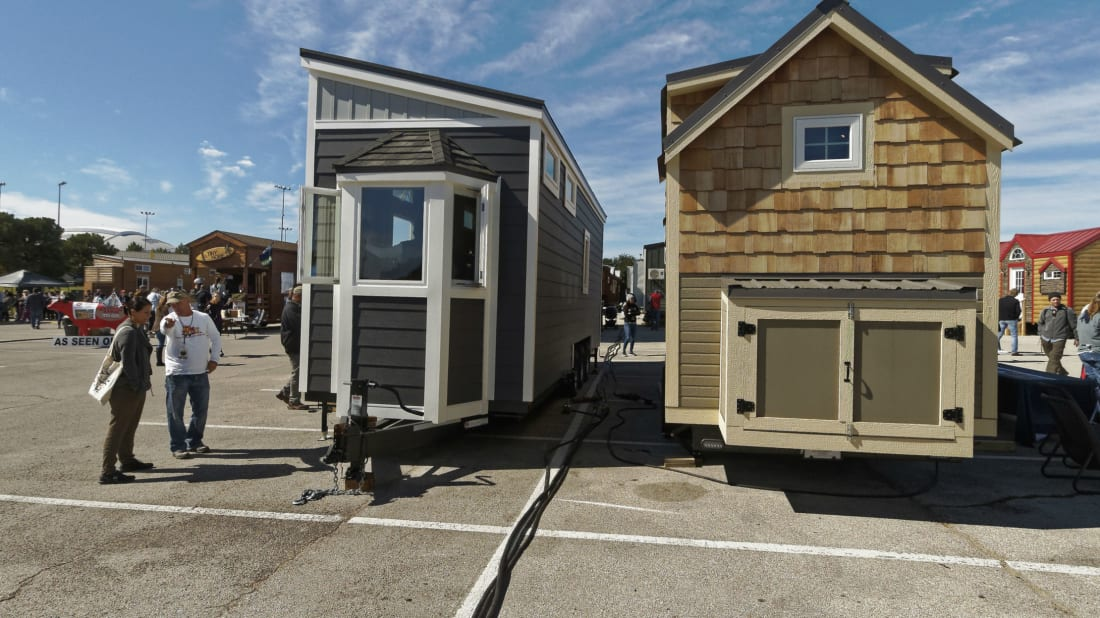 Tiny House Trouble 6 Perils Of Living Small Mental Floss