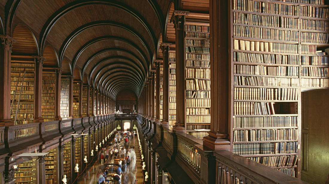62 of the World\'s Most Beautiful Libraries | Mental Floss