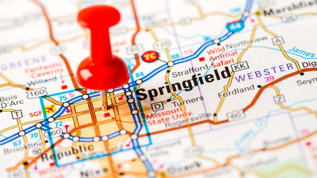 25 Facts About Places Named Springfield Mental Floss