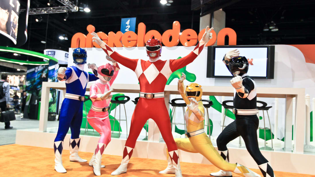 Chelsea Lauren/Getty Images for Saban Brands