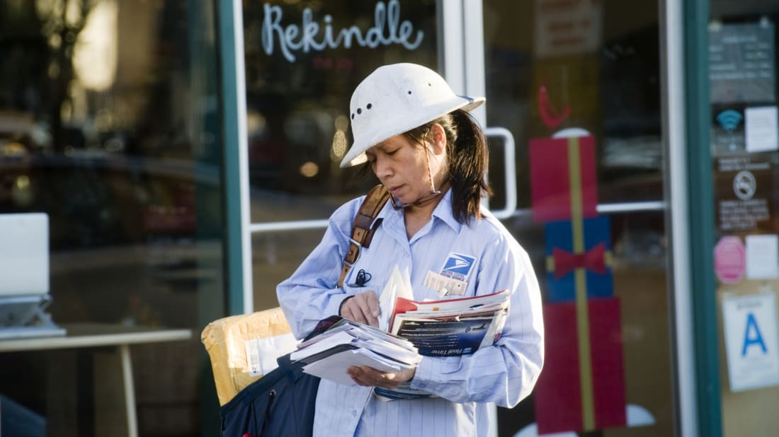 14 Secrets of U S  Postal Carriers | Mental Floss