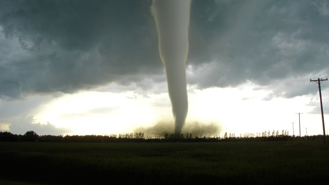 8 Facts About the Biggest Tornadoes on Earth | Mental Floss