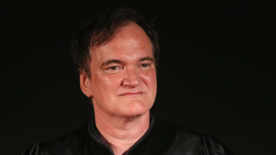 HOLLYWOOD, CA - JUNE 15: Quentin Tarantino attends the 2016 AFI Conservatory commencement ceremony at TCL Chinese Theatre on June 15, 2016 in Hollywood, California. The American Film Institute is granting honorary degrees to Rita Moreno and Quentin Tarantino for their contributions to the cinematic arts.